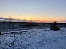 Couché de soleil / Sunset