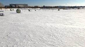 canevas de neige