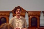 Lauréat du prix Aurora-Boréal pour fanéditeur, Mathieu Lauzon-Dicso