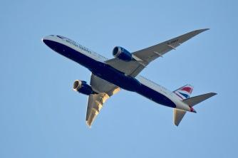 British Airways (G-ZBKP) Boeing 787