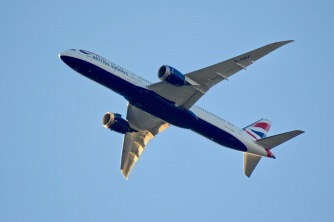 British Airways (G-ZBKP) Boeing 787