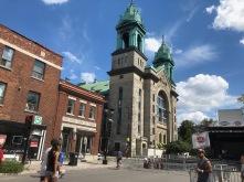 Corner St-Zotique / St-Laurent
