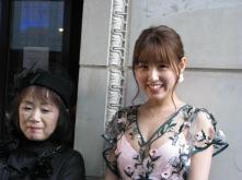 Mari Takanashi & Minami Matsunaka