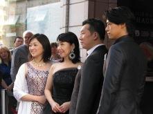 Japanese cast