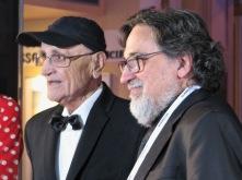 Serge Losique & Silvio Caiozzi