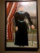 Portrait de femme (Douanier Rousseau, 1895)