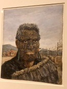 Portrait de Te Kuha (Horatio Gordon Robley, c.1864)