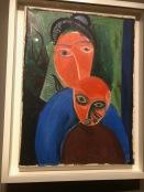 Mère et enfant (Picasso, été 1907)