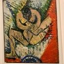 Petit nu assis (Picasso, été 1907)