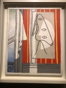 Figure et profil (Picasso, 1928)