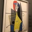 Femme dans un fauteuil (Picasso, été 1927)