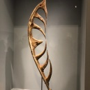 Figure à crochets garra (artiste bahinema, Papouasie-Nlle Guinée, XXe s.)