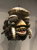 Masque cérémoniel (Artiste kongo, Congo, XIXe s.)