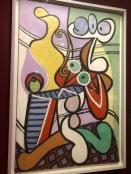 Grande nature morte au guéridon (Picasso, 1931/03/11)