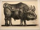 Le taureau (Picasso, 1945/12/18)