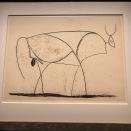 Le Taureau (Picasso, 1946/01/10)