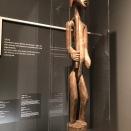 Sculpture anthropomorphe (Artiste sénoufo, Côte d'Ivoire, avant 1973)