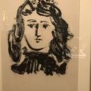 Femme au diadème (Picasso, 1947)