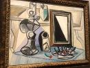 La lampe et les cerises (Picasso, 1945)