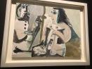 Le Peintre et son modèle (Picasso, 1964/11/15)