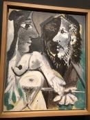 Le Peintre et son modèle (Picasso, 1967/04/10)