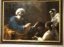 Tobit bénissant Tobie (Mattia Preti, c.1660)