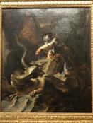 Jason charmant le dragon (Salvator Rosa, c.1665-1670)