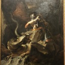 Jason charmant le dragon (Salvator Rosa, c.1665-1670)
