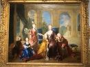 Portrait présumé de Madame de Franqueville et de ses enfants (François de Troy, 1712)