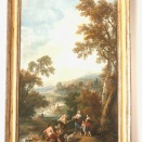 L'heureuse rencontre (Francesco Zuccarelli, c.1750-1760)