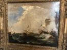 Tempête en mer (Francesco Guardi, c.1765)