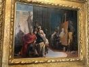 Appelle peignant le portait de Campasme (Giovanni Battista Tiepolo, c.1726)