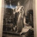 Portrait de Napoléon en grande habillement (Atelier de Auguste Gaspard Louis Desnoyer, 1805)