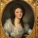 Portrait de Madame Mercier (Jean-Baptiste Greuze, c.1780)