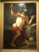 Saint Jérôme (Jacques-Louis David, 1779)