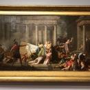 Ulysse de retour dans son palais... (Nicolas André Monsiau, 1791)