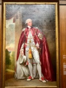 Portrait de Sir Robert Gunning (George Romney, 1779-1780)