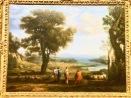 Les filles d'Hélios cherchant leur frère ¨haéton (Claude Gellée, dit Claude Lorrain, 1658)