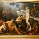 La déification d'Énée (Charles Le Brun, 1642-1644)