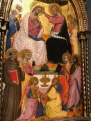 Le Couronnement de la Vierge (Niccolo di Pietro Gerini, c.1395)