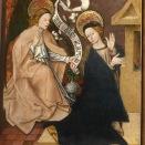 L'Annonciation (Atelier Bernat Martorell, c.1450)