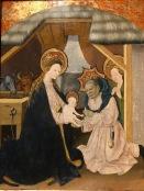 L'Adoration (Atelier Bernat Martorell, c.1450)
