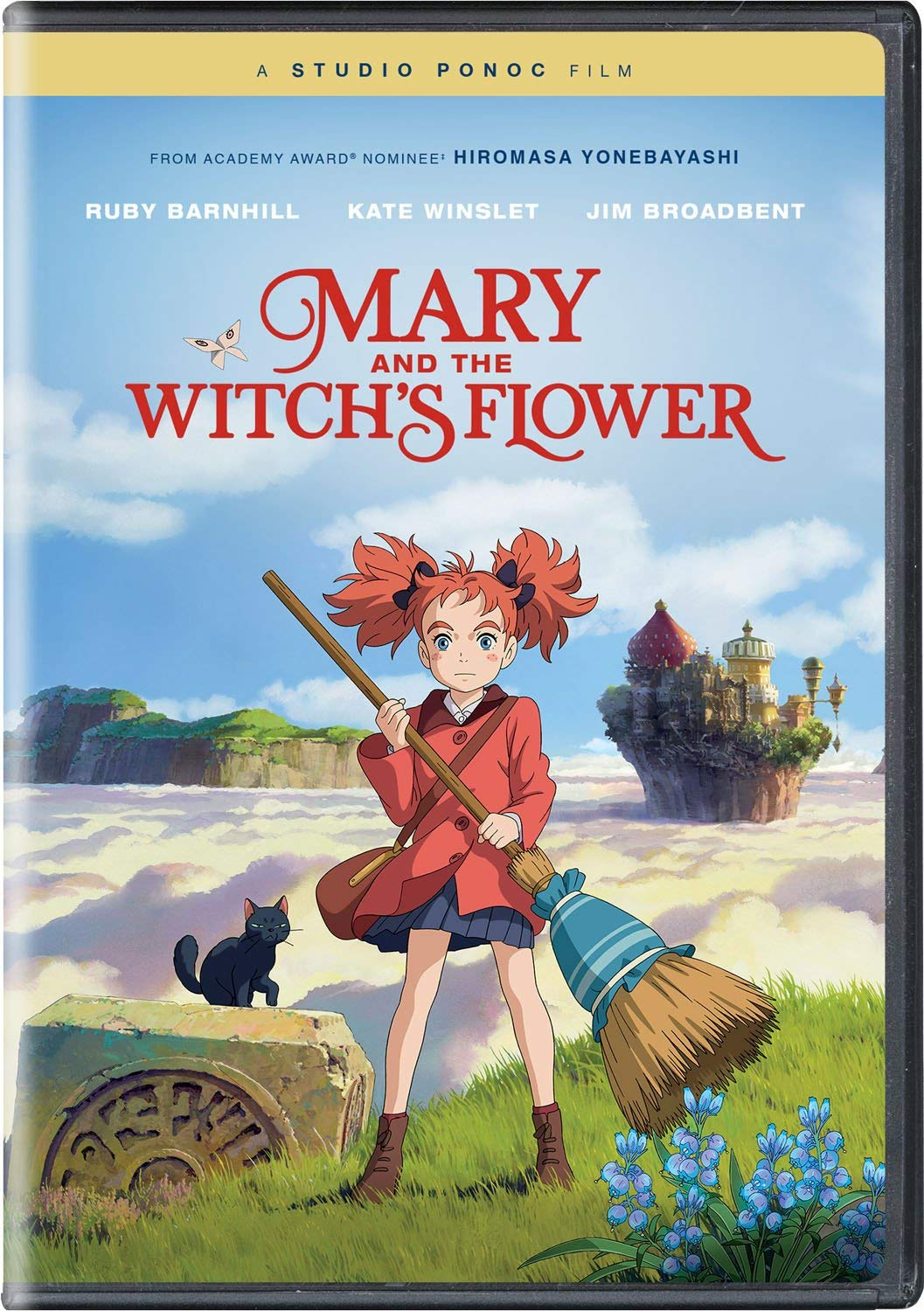 Mary And The WitchS Flower Deutsch