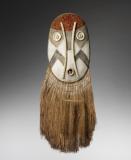 Masque (Artiste kamayura, Brésil, XXe s.)