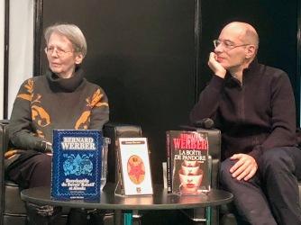 Esther Rochon & Bernard Werber
