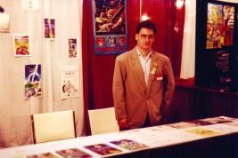 Claude J. Pelletier (San Diego Comic Con, August 1989)