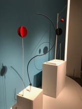 Object with Red Ball, by Calder, 1931