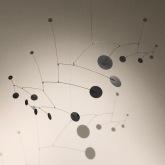 Black: 17 Dots, Calder, 1959