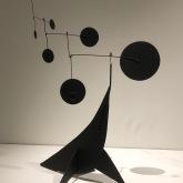 Performing Seal, Calder, 1950