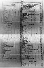 page vi : index